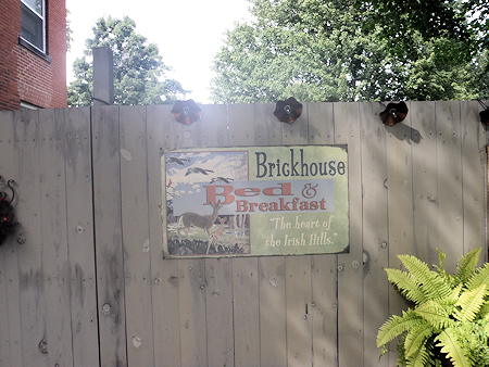 Brickhouse Bed and Breakfast