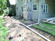 Drainage & Exterior Foundation Waterproofing