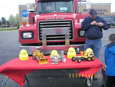 Touch a Truck - CP Federal Credit Union