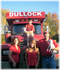 Dullock Excavating Jackson Michigan